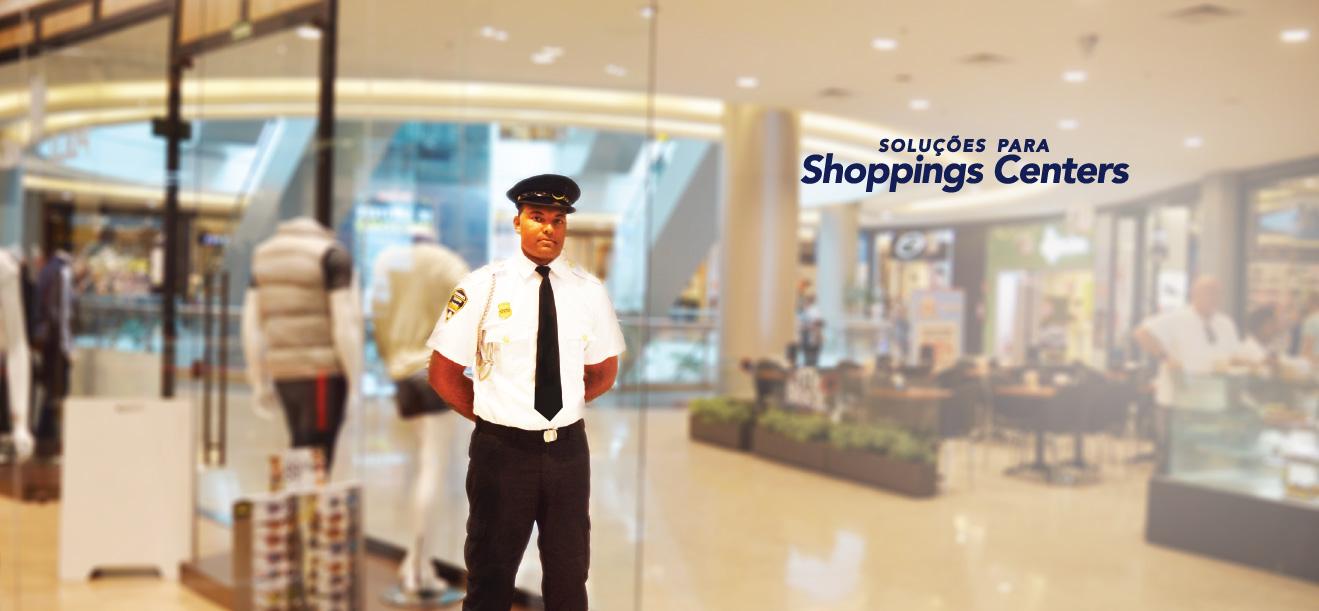Soluções para Shoppings Centers