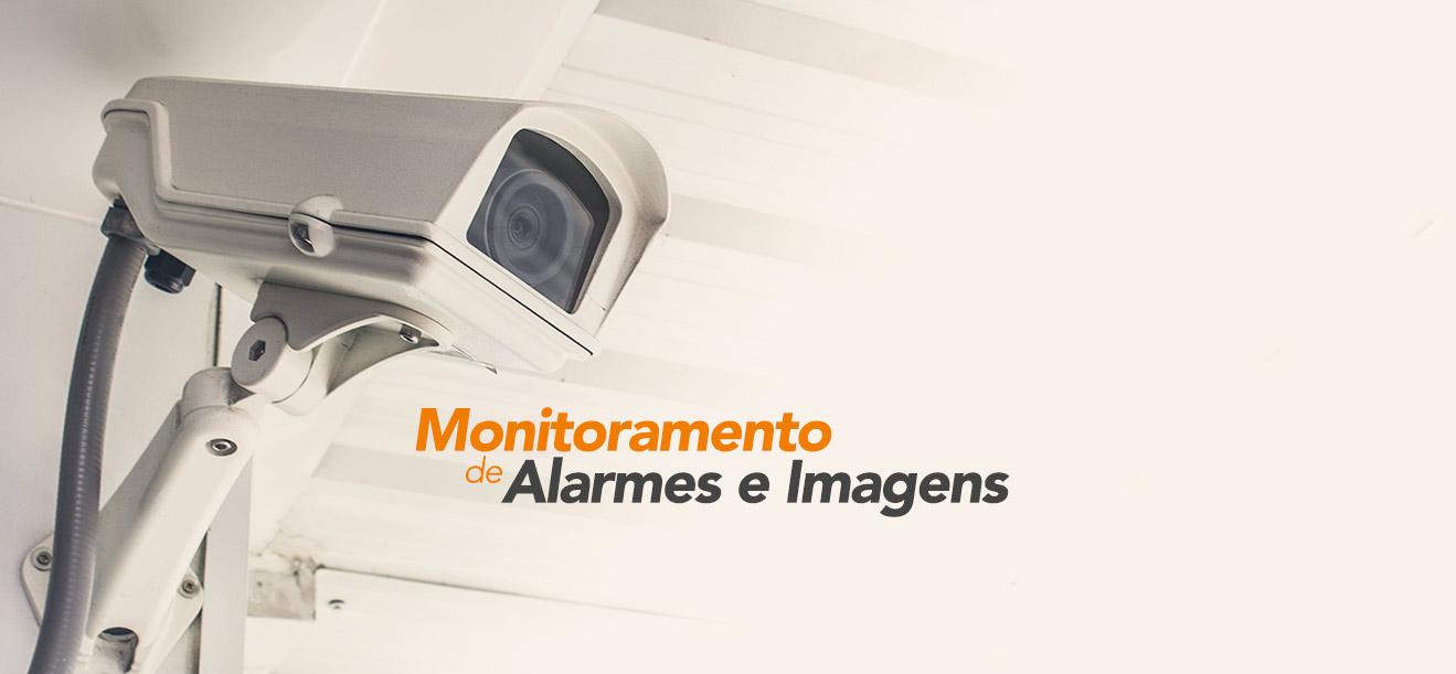 Monitoramento de Alarmes e Imagens